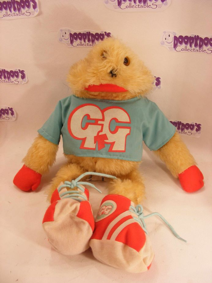 VINTAGE BBC GORDON THE GOPHER HAND PUPPET
